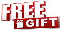 Get Started Today With a FREE gift!